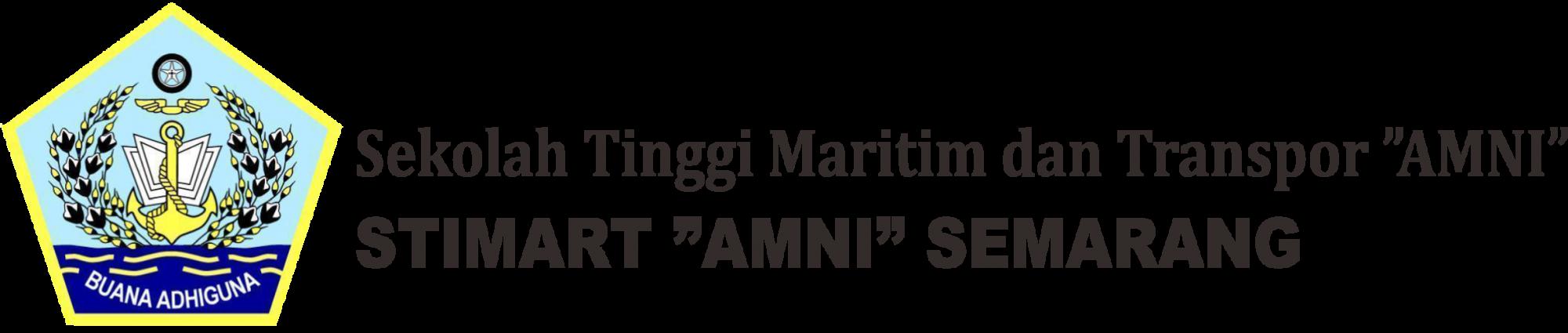 """Sekolah Tinggi Maritim dan Transpor """"AMNI"""""""